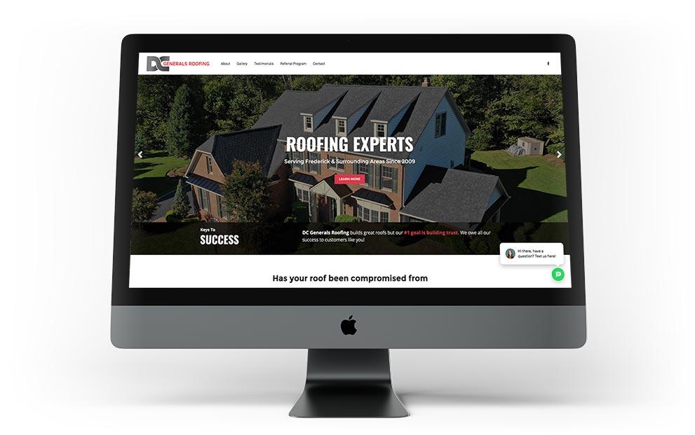 Website Design Portfolio By Inroads